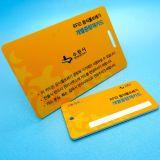 ISO14443A 13.56MHz RFID Ntag213 NFC Karten für Cashless Zahlung