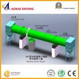 Máquina de secagem giratória contínua de grande capacidade