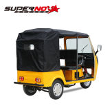 tricycle de passager de 250cc 150cc 200cc pour 4-6 passagers