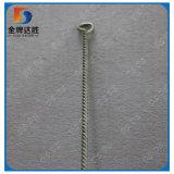 Stahldraht-Energien-Gefäß-Reinigungs-Pinsel