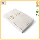 Libros de Hardcover de encargo profesionales de la impresión (OEM-GL038)