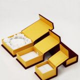Cadre de bijou mou de velours de carton des prix raisonnables (J46-E)
