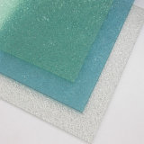 Hoja grabada el panel del policarbonato del policarbonato de la decoración para 2.5m m