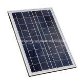 20 ватт панель солнечных батарей 12 вольтов поликристаллическая для с шлюпки RV зарядки аккумулятора решетки