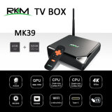 4GB Kerne64-bit Android 7.1 DES RAM-32GB ROM-6 USB 3.0 BT 4.0 DoppelWiFi Typ-c Bildschirmanzeige-Kanal 4K FHD UHD intelligentes Media Player