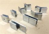 Glace zinc/Brass135 plate à l'ajustage de précision en verre de porte de douche