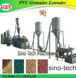 Grânulo plásticos do PVC que fazem a máquina para o PVC macio e rígido