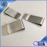 Clip de papel del acero inoxidable U del metal por encargo de la dimensión de una variable