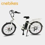 درّاجة كهربائيّة مع مقادة أنابيب [ليثيوم بتّري]