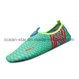 Quick Dry Piscine Aqua Chaussettes Chaussures Chaussures Chaussures de la peau de l'eau nager Chaussures Chaussures Yoga