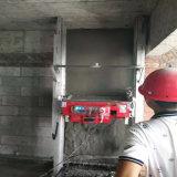 Almofariz de alta velocidade que pulveriza emplastrando a auto rendição da máquina que emplastra a máquina da rendição da parede da máquina