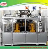 プラスチックびんの吹く自動ブロー形成機械か化学薬品のドラム機械を作る