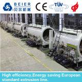 HDPE Wasser-u. Gasversorgung-Rohr-Strangpresßling-Zeile