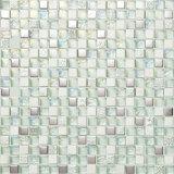 La resistenza chimica stabile di vendita calda copre di tegoli il mosaico di vetro
