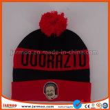 Акрил трикотажные Beanie Red Hat оптовая торговля