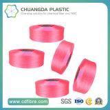 PP de haute qualité pour la coupe de fils de fibres courtes pour la construction