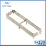 Ferragem de alumínio personalizada do metal de folha que carimba a peça para equipamentos médicos