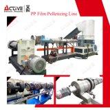 Máquina de alto rendimiento de la nodulizadora de la película del PE de los PP