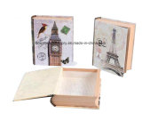 Livre Boîte Cadeau Chocolat en forme de l'emballage/papier boîte cadeau