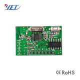 Auto Remote Door Switch Yet205b-630를 위한 회전 Code RF Receiver Module