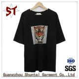 カスタム方法プリントShort-Sleeved女性Tシャツ