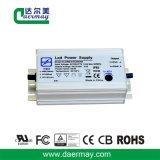 방수 LED 전력 공급 70W 24V 3.0A IP65