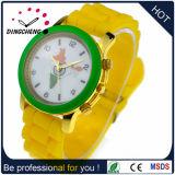 실리콘 제네바 시계, 묵 손목 시계, 중국 시계 제조 (DC-249)