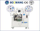 평면 케이블 Wire_Jiangsu Bozhiwang의 두 배 끝에 끝 주름을 잡는 기계