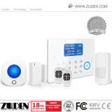 주택 안전을%s 지적인 GSM 무선 도난 경보기