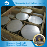 410/430/201/304 Cirkel van het Roestvrij staal voor Bouw