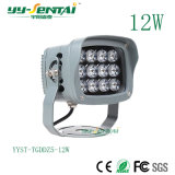 IP66 12W proyector LED impermeable al aire libre el proyector (YYST-TGDDZ5-12W)