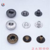 Venda por grosso de Encaixe de Metal Latão Pressione os botões de retenção