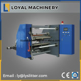 El papel de Manila el papel offset de rollos de papel Arte rebobinadora cortadora longitudinal