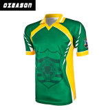 Uniformi del grillo di sublimazione di Whlesale con il marchio su ordinazione della squadra (CR008)