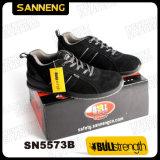 新しいPU/PUの足底(SN5573)が付いているスポーツの安全靴