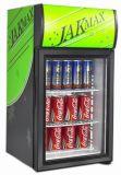 De reclame van de Koelere Ijskast van de Showcase van de Vertoning voor de Drank van de Energie (jga-SC42)