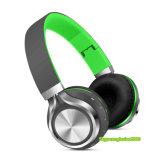 TF 카드 구멍 입체 음향 헤드폰을%s 가진 실내 스포츠 Bluetooth Foldable 우수한 동적인 건강한 헤드폰
