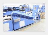 Печатная машина экрана 5 тесемок ярлыка цветов автоматическая для сбывания
