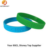 Wristbands del silicone di Brazll di qualità di Hight con i colori