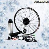 Kit agile del motore del mozzo del motore della bici dell'affissione a cristalli liquidi 250W con il motore innestato