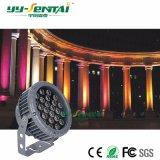 IP66 24W Projecteur extérieur LED étanche pour /carré/éclairage de jardin