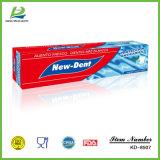 Les tubes de dentifrice vide de haute qualité avec le blanchiment de menthe fraîche
