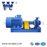 Pompe centrifuge d'étape simple d'aspiration horizontale de fin