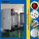 Máquina vertical Metallizer de la vacuometalización de la evaporación de la puerta doble
