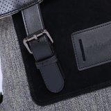 Fabbrica alla moda dello zaino di corsa del cuoio del Guangdong di disegno (RS-3214)