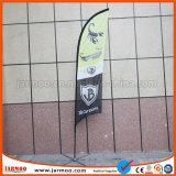 Promoção de qualidade superior X Base Transversal Bandeira de Praia Personalizado