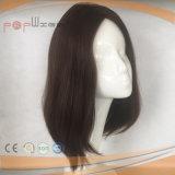 Belo 100% brasileira loira de cabelo humano Sheitel Peruca (PPG-l-05672)
