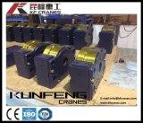Rueda de la grúa del sistema de mecanismo impulsor del bloque de la rueda de Demag DRS 125 de la fuente del fabricante de China