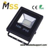 セリウムのRoHSの涼しい白の産業LEDの洪水ライト10Wランプ