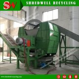 Welle-Reißwolf des europäischen Standard-zwei für die Auto-/Stahl-/Aluminiumwiederverwertung